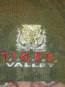 Tiger Valley Ski Cap